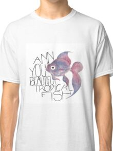 Beautiful Tropical Fish Classic T-Shirt