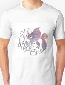 Beautiful Tropical Fish T-Shirt