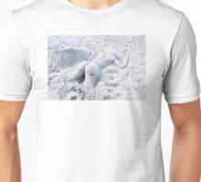 Life's A Beach by Sharon Cummings Unisex T-Shirt