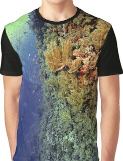 UNDERWATER LANDSCAPE PERSPECTIVES Graphic T-Shirt