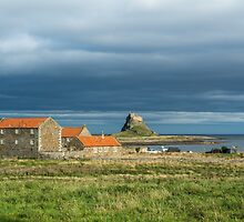 Evening on Lindisfarne by Dave Staton