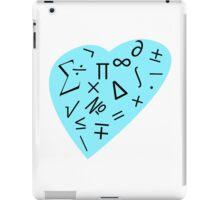 """Math Geek"" iPad Case/Skin"