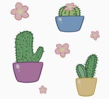 cute cuddly cactus Kids Tee