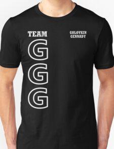 Team GGG Golovkin T-Shirt