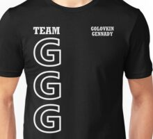 Team GGG Golovkin Unisex T-Shirt