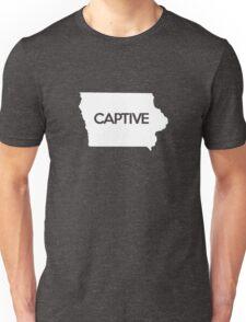 Iowa Captive IA Unisex T-Shirt