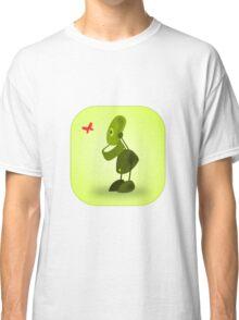 Robot Butterfly Classic T-Shirt