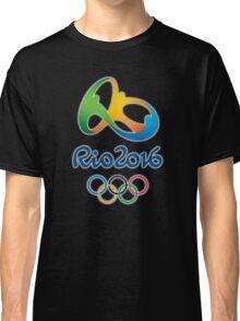 Olympics in Rio 2016 Classic T-Shirt