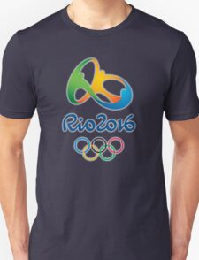 Olympics in Rio 2016 T-Shirt