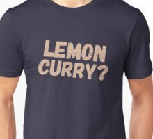 Monty Python - Lemon Curry Unisex T-Shirt
