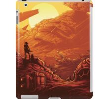 Star Wars VII - BB8 & Rey iPad Case/Skin