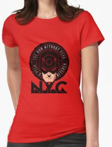Hell's Kitchen Crusader Womens Fitted T-Shirt