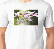 Delicate Orchids by Sharon Cummings Unisex T-Shirt