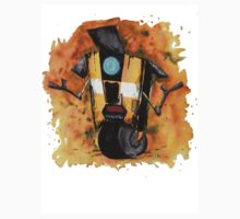 Claptrap Watercolor - Borderlands Kids Tee