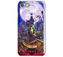 Majoras Mask 3D iPhone Case/Skin