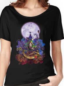 Majoras Mask 3D Women's Relaxed Fit T-Shirt