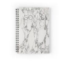 Goals Spiral Notebook