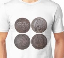 Old Pennies 2016-1 Unisex T-Shirt