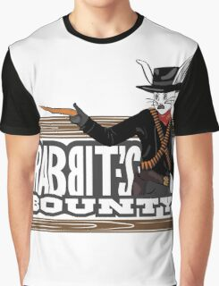 Rabbit's Bounty Graphic T-Shirt