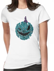 H Flame Womens Fitted T-Shirt