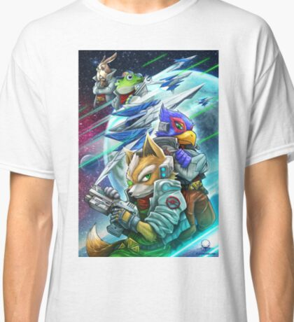 Space Animals Classic T-Shirt
