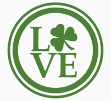 St Patrick - Love of all Irish Kids Clothes