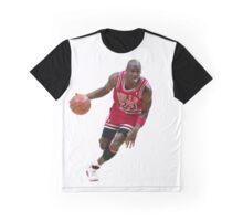 Michael Jordan/ Mikel Jerdan Graphic T-Shirt