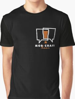 MobCraft Logo Graphic T-Shirt