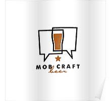 MobCraft Logo - Light Poster