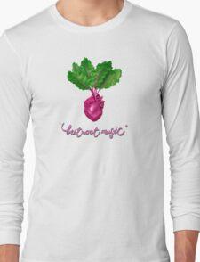 Beetroot Music Long Sleeve T-Shirt