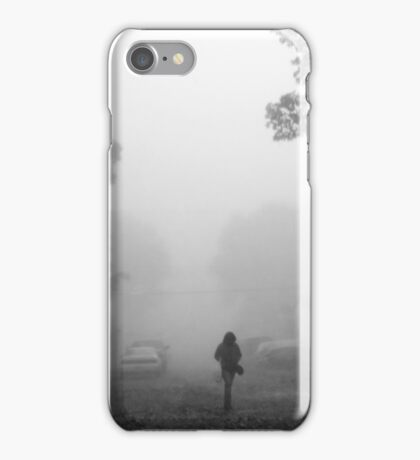 out of my world.... iPhone Case/Skin