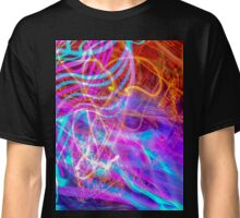Psychedelic Exposure LED Hoop Classic T-Shirt