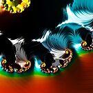 Wave Vortex by Holly Werner