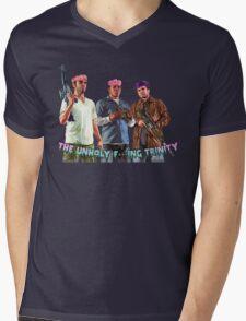 The Unholy F**king Trinity Mens V-Neck T-Shirt