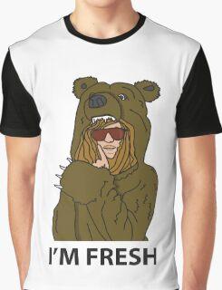 Workaholics - Blake's Bearcoat Graphic T-Shirt