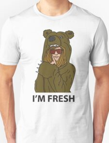 Workaholics - Blake's Bearcoat T-Shirt
