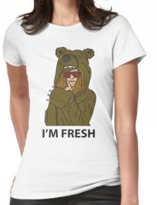 Workaholics - Blake's Bearcoat Womens Fitted T-Shirt