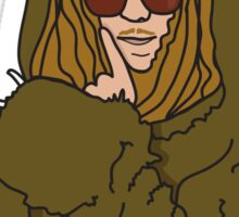 Workaholics - Blake's Bearcoat Sticker