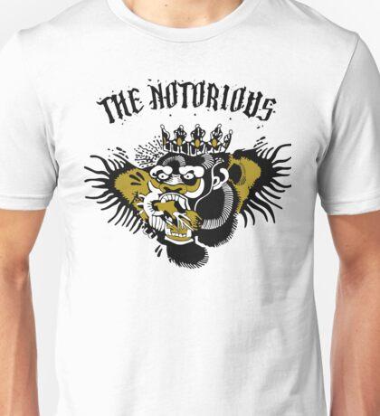 Conor McGregor Gorilla Gold Unisex T-Shirt