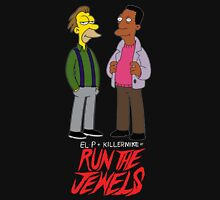 Lenny And Karl Run the Jewels Parody Tee T-Shirt