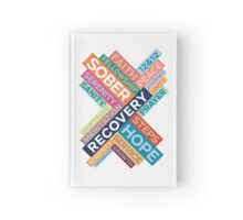 Sobriety Hardcover Journal