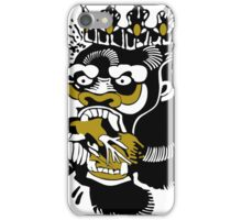 McGregor Gorilla Gold iPhone Case/Skin