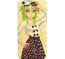 GUMI MEGAPOID FASHION iPhone Case/Skin