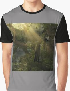 Valhalla Lights - Rise Above Graphic T-Shirt