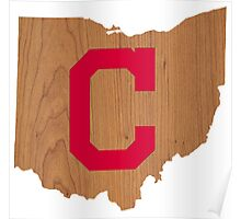 Cleveland Tribe Poster
