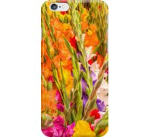 Gladiolus iPhone Case/Skin