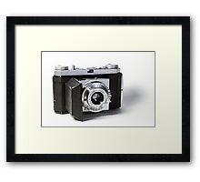 Kodak Retinette 35mm Camera Framed Print