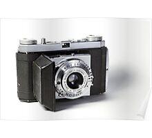 Kodak Retinette 35mm Camera Poster