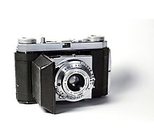 Kodak Retinette 35mm Camera Photographic Print