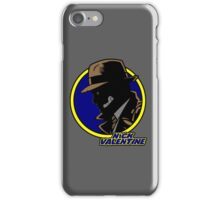 Nick Tracy iPhone Case/Skin